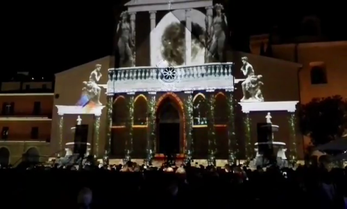 Video Mapping Orbetello E1494599707592